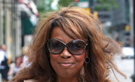 Star Jones Reynolds, Then and Now: Which is Scarier?