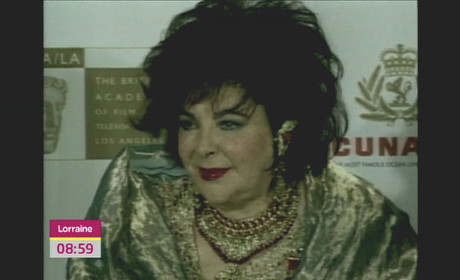 Elizabeth Taylor Passes Away at 79
