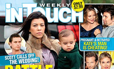 Kourtney Kardashian and Scott Disick: Battling Over Mason?!?