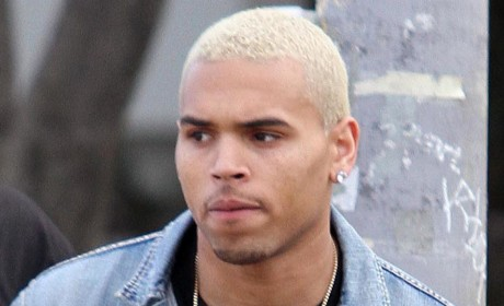 Chris Brown, Publicist Go Their Separate Ways