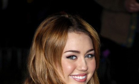 Smile from Miley