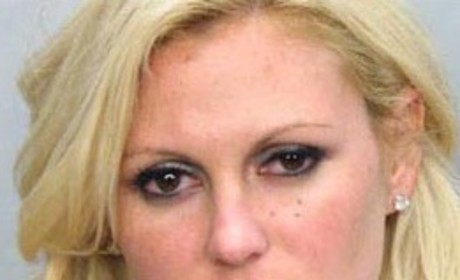 Megan Hauserman Booking Photo