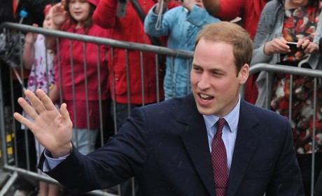 Prince William, Kate Middleton Make Final Public Appearance Before Royal Wedding