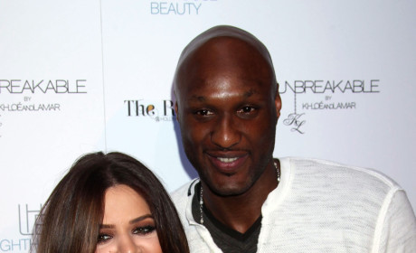 Lamar Odom: A Kardashian Team Player!