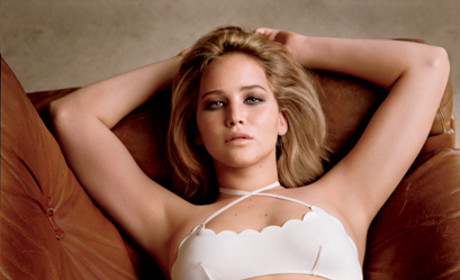 Jennifer Lawrence GQ Picture