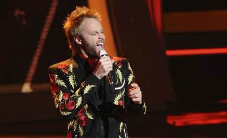 Did Paul McDonald deserve to go home on American Idol?