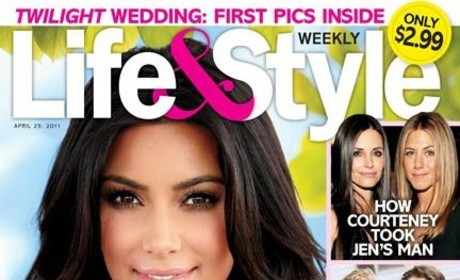 Kim Kardashian Hypes Hypothetical Wedding