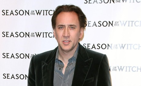 A Nic Cage Photo