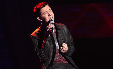 Scotty McCreery on Idol Photo