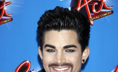 What do you think of Adam Lambert with facial hair?