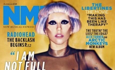 Lady Gaga Unzipped