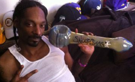 Snoop Dogg Arrested For Marijuana Possession