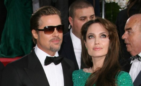 An Angelina and Brad Picture