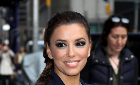 Eva Longoria and Tony Parker are Engaged
