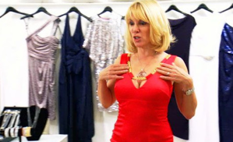 Ramona on The Real Housewives of New York