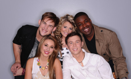 Who was the best of American Idol's Top Five?