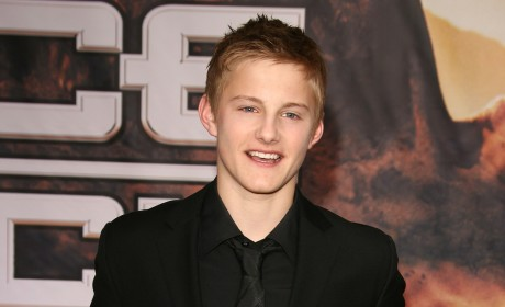 The Hunger Games Casts Cato and Clove