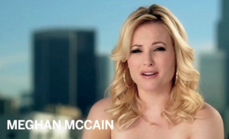 Meghan McCain Might as Well Be Naked