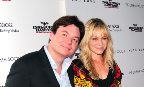 Mike Myers, Kelly Tisdale Welcome First Child!