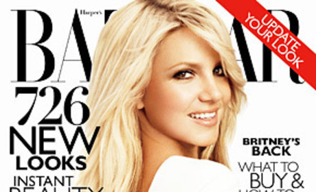 Britney Harper's Cover