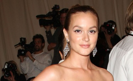 Leighton Meester: Sex Tape is Not Real