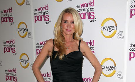 Who looked better on the red carpet? Kim Richards or Kyle Richards?