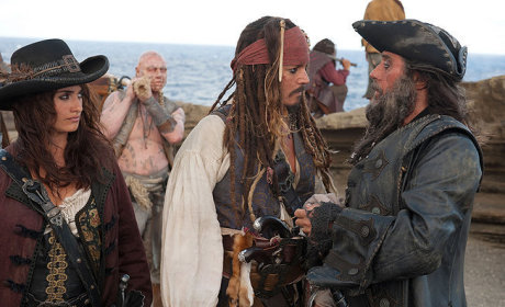 Captain Jack Sparrow Photo