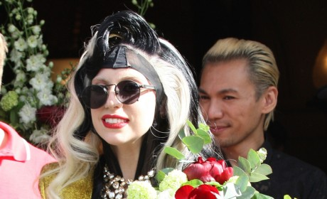 Lady Gaga: Just a Normal, Family-Oriented Girl