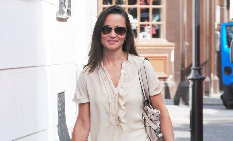 "Pippa Middleton ""Nearing Engagement"" to Alex Loudon, Sources Say"