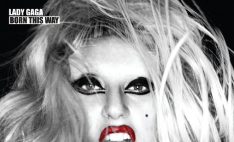 Lady Gaga: Born This Way Cover