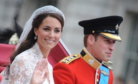 The Honeymoon's Over For Prince William, Kate Middleton