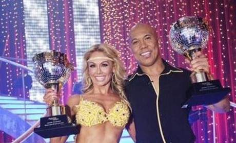 Hines Ward Wins Dancing With the Stars!