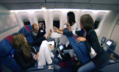 The Real Housewives of New York City Recap: Let the Moroccan Adventure (and Hangergate) Begin!
