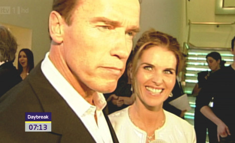 Ex-Nanny on Arnold Schwarzenegger: No Harassment Here!