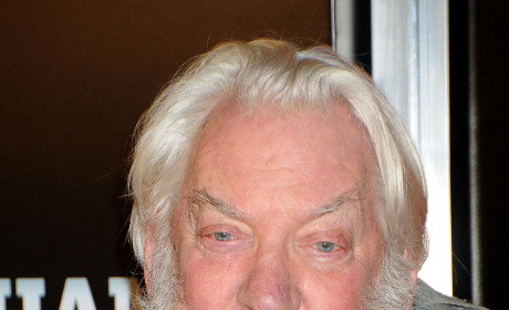 Donald Sutherland Joins The Hunger Games