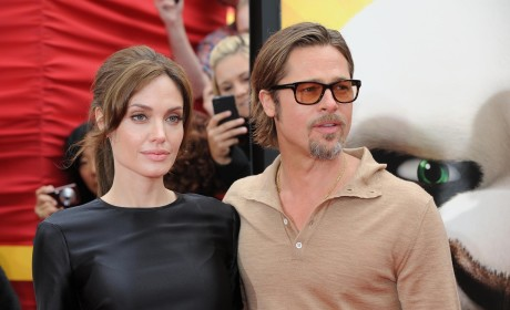 Angelina Jolie on Brad Pitt: What a Father! Man!