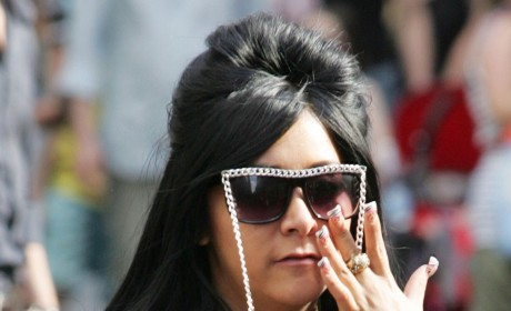 "Italian Roadways Officially Snooki-Free; Post-Crash Neck Brace ""Just a Joke"""