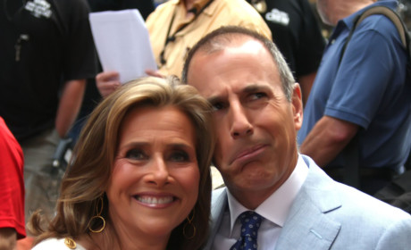 Meredith Vieira on Leaving Today: All For Family