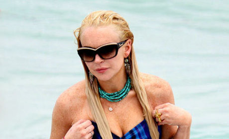 Lindsay Lohan: Behind the Rehab