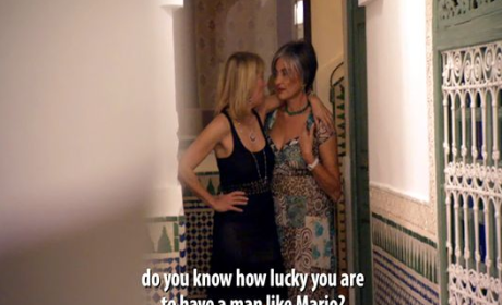 The Real Housewives of New York City Recap: Psychic Readings and Camel Woes