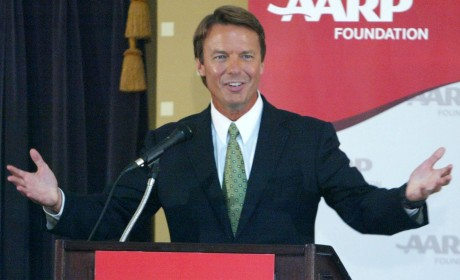 John Edwards Has Heart Attack, Rielle Hunter Saves the Day, Tabloid Claims