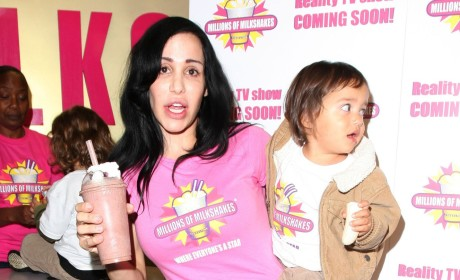 Octomom Holding Bikini Car Wash to Save House; D-List Mistresses to Lend a Hand!