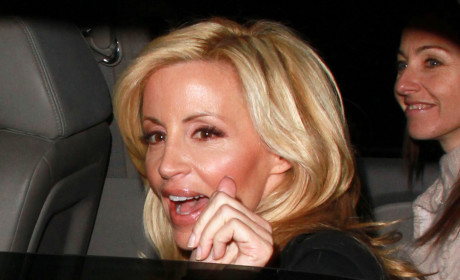 Camille Grammer: All About Her Kids!