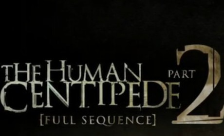 Human Centipede 2: Banned in the UK!