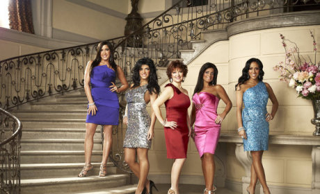 The Real Housewives of New Jersey: Renewed for Season 4!