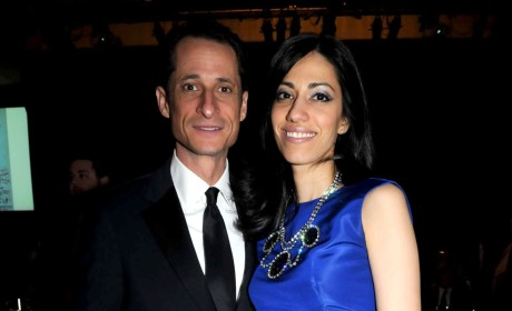 Huma Abedin, Wife of Anthony Weiner, Gives Birth