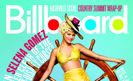 Selena Gomez Billboard Cover