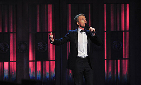 Neil Patrick Harris at the Tony Awards