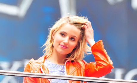 Dianna Agron and Sebastian Stan Couple Up?