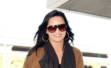 Happy Demi Lovato